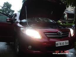 Toyota Corolla Altis Test Drive Review