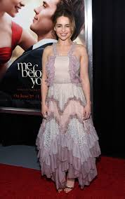 Emilia Clarke Bathtub Emilia Clarke At Me Before You Premiere In New York 05 23 2016