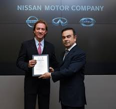 nissan canada president ceo report