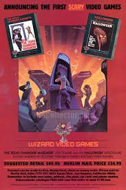 halloween city number wizard video vhscollector com your analog videotape archive