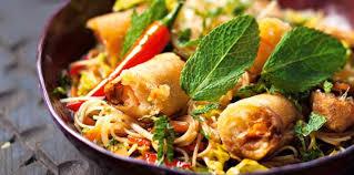 cuisine vietnamienne facile bo bun à la vietnamienne facile et pas cher recette sur cuisine