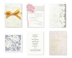 inspired wedding invitations from vera wang as she debuts bridal
