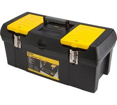 tool box buy stanley 24 inch tote tray tool box at argos co uk your online