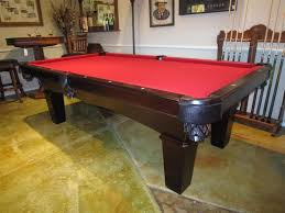 olhausen pool table legs brunswick vs olhausen pool tables part 2 robbies billiards