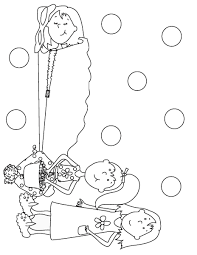 sleepover coloring pages u2013 birthday printable