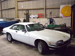 barn find jaguar xj s v12 petrolblog