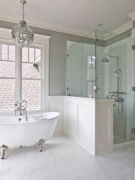 bathroom cool shower kit for clawfoot bathtub 5 relaxing