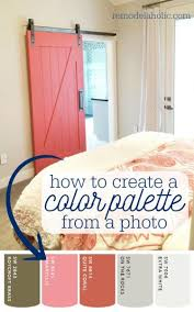 remodelaholic 5 tricks for choosing the perfect paint color
