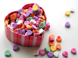 valentines day candy hearts candy hearts recruiters would like you to take to heart this