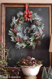 christmas wreaths 40 diy christmas wreath ideas how to make a
