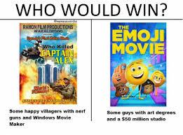 Maker Meme - dopl3r com memes who would win memeseverdie ramon film