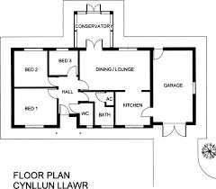 3 bedroom bungalow floor plan 9 x 12 kitchen floor plan 6 blaenpant 3 bedroom timber frame