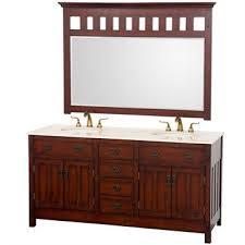 Mission Style Bath Vanity 7 Best Craftsman Style Bathroom Vanities Images On Pinterest