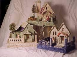 1394 best glitter villages images on