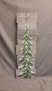 wooden pine tree wall pine tree tree gray reclaimed wood pallet winter