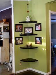 Living Room Corner Shelf by 14 Best Corner Shelf Designs Corner Shelf Shelves And Spaces