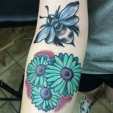 150 tremendous daisy tattoo designs and meanings 2017