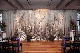 Pipe And Drape Hire Thankscurtain Pipe And Drape Wedding Ceremony Back Drop Awesome