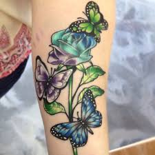 49 best butterfly tattoo images on pinterest beauty butterflies