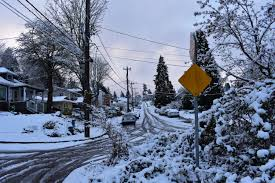 here u0027s how much snow fell near kirkland during the new year u0027s
