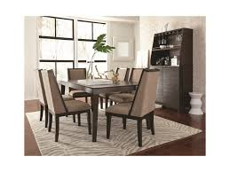 Informal Dining Room Najarian Cascade Dining Room Group Del Sol Furniture Casual