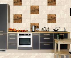 image of kitchen wall tiles design height counter kaypeco