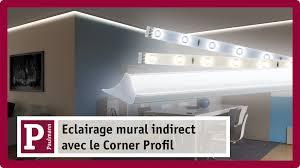 faux plafond led éclairage indirect corniches en stuc et corniches lumineuses