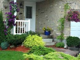 Front Of House Landscaping Ideas by Simple Landscape Designs For Front Of House Trend Home Simple