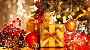 christmas presents wallpapers christmas decorations christmas tree xmas baubles new year