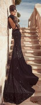 black dresses wedding 50 beautiful black wedding dresses you will black mermaid