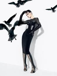 isabeli fontana for tufi duek fall 2013 campaign by paulo vainer