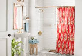 full size of curtain fl shower curtain target beach themed fabric shower curtains sears shower