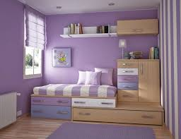 Purple Themed Bedroom - bedroom purple themed bedroom wall sized floral print smart