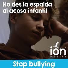 No Al Bullying Memes - stop bullying negar el problema no es parte de la solución ion