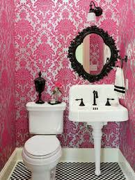 Pink Tile Bathroom Ideas Classy 50 Retro Pink Bathroom Ideas Decorating Inspiration Of