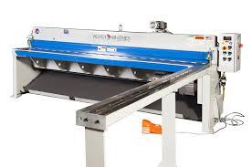 10m14 mechanical sheet metal shear by roper whitney