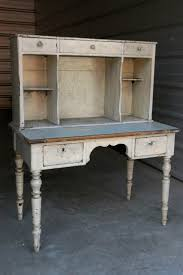 Fun Desks 19th Century French Country Desk With Hutch By Basicfrenchhome