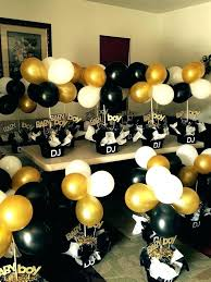 black and gold centerpieces for tables black gold table decorations black and gold decorations ideas