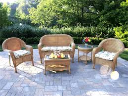 charming patio furniture cushion outdoor ideas k pavers wicker chair