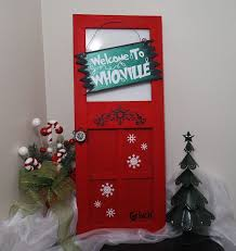 grinch christmas decoration grinch christmas christmas door decoration festival collections