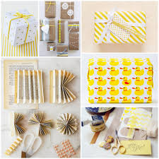 Baby Shower Gift Crafts Six For Saturday Or Sunday That U0027s A Wrap X3 Paper Tags Diy