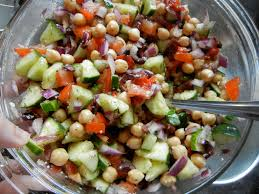 chopped greek salad young wifey u0027s blog