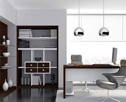 Home Office Decor Contemporer Image Of Home Office Interior - Office design home