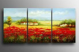 Dining Room Paintings by Painting Oil Painting 3 Pcs Dining Room Paintings Wall Decor