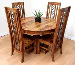 Jali Dining Table And Chairs Sheesham Jali Dining Table Alasweaspire