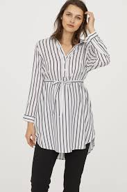 best maternity clothes h m shirt dress best maternity clothes from h m popsugar