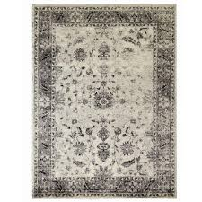 Area Rugs Store Home Decorators Collection Treasures Gray 7 Ft 10 In X 9 Ft