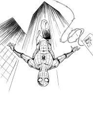 daily sketch spider man homecoming u2014 jason muhr freelance