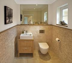 tiled bathroom installation bath panels impressive elegant cream and white wall half tiled bathrooms can decor with affordable cabinet also has small windows lamp inside room