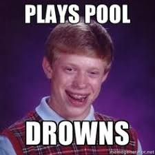 Meme Bad Luck Brian - bad luck brian tosses a quarter into fountain fined 100 for